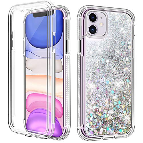 Top 10 Glitter iPhone 11 Case with Screen Protector – Cell Phone Basic Cases
