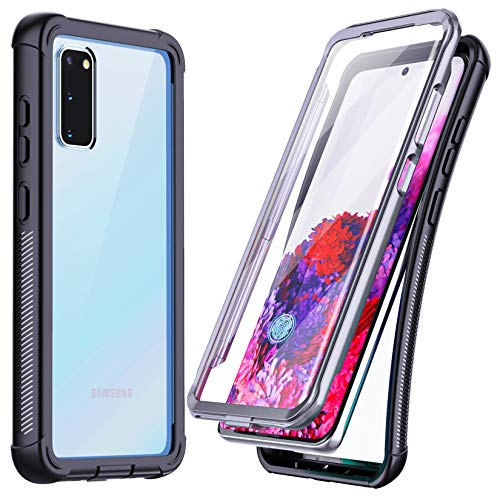 Top 10 Samsung Galaxy S20 Case with Built in Screen Protector – Cell Phone Basic Cases
