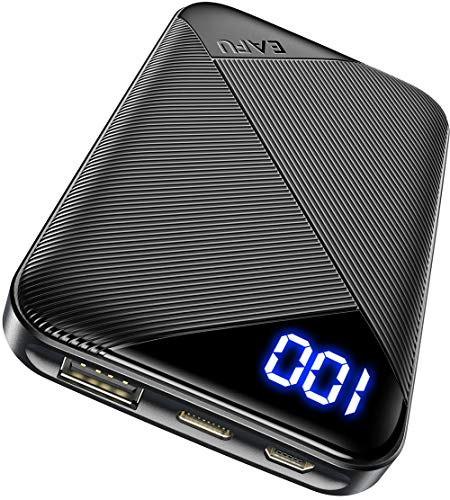 Top 10 6000mAh Power Bank – Cell Phone Portable Power Banks