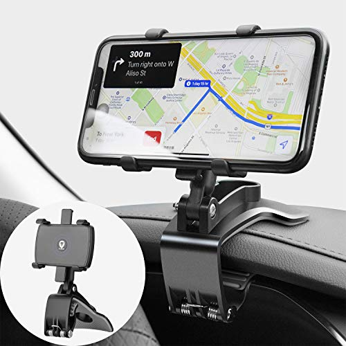 Top 10 Car Phone Mount 360 Degree – Cell Phone Automobile Cradles