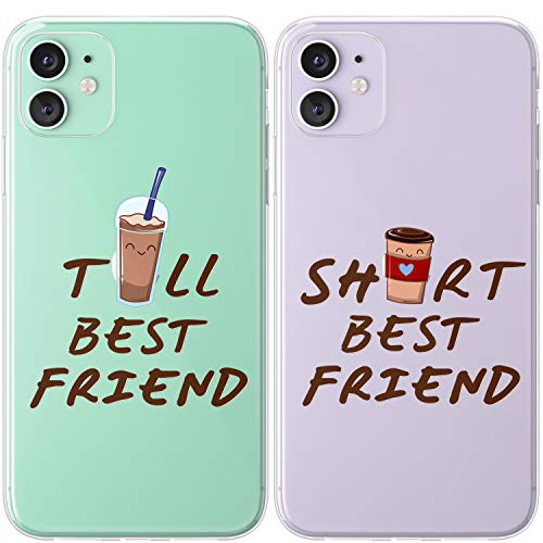 Top 10 Best Friend Phone Case – Cell Phone Basic Cases