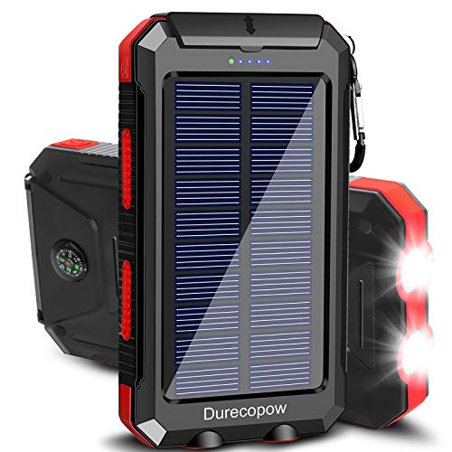 Top 10 Outdoor Power Bank Portable Charger – Cell Phone Portable Power Banks