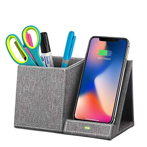 Top 10 Pencil Holder for Desk – Cell Phone Charging Stations