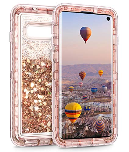 Top 10 Samsung Galaxy S10 Case Glitter – Cell Phone Basic Cases