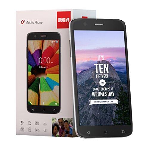 Top 10 RCA Q1 4g LTE 16GB Unlocked Phone – Unlocked Cell Phones