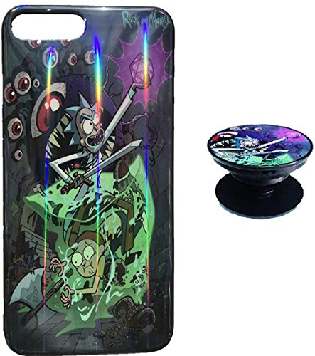 Top 10 iPhone 6S Case Rick and Morty Supreme – Cell Phone Cases & Covers