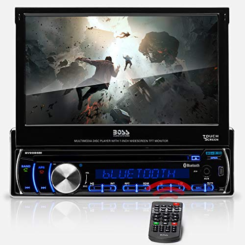 Top 10 Single DIN Car Stereo – Car In-Dash DVD Players & Video Receivers