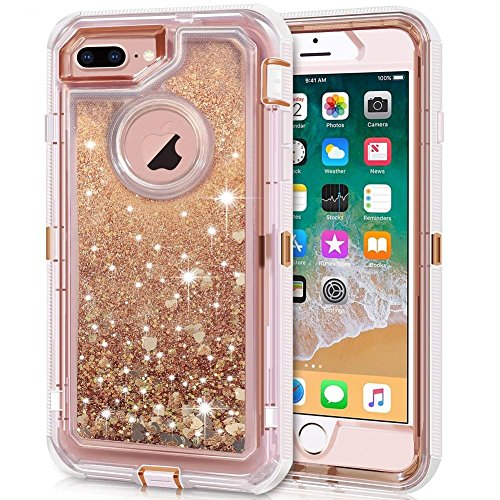 Top 10 Glitter iPhone 7 Plus Case – Cell Phone Basic Cases