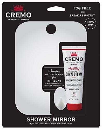 Cremo Fog-Free Mirror, 8 Ounce