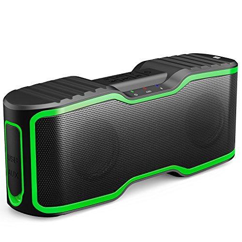 AOMAIS GO Bluetooth Speakers,Portable Indoor/Outdoor 30W Full Volume