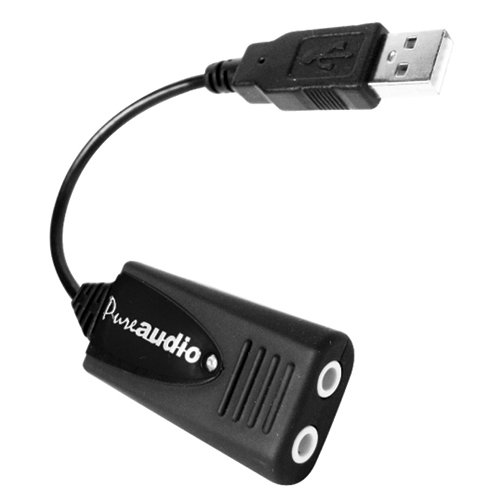 Usb 2. 0 full speed operation device class specification v1. 0 compliant digital audio device, converts the built-in sound of the average desktop or laptop ...