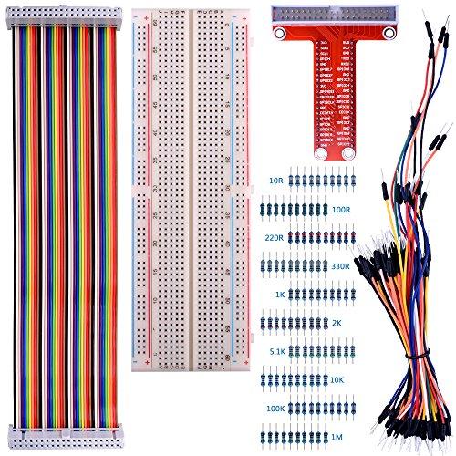 Smraza T Type GPIO Breakout board for Raspberry Pi 3 2 Mode