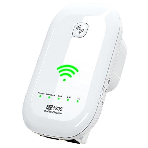 360 Degree Full Coverage - NEWEST 2018 WiFI Extender ...