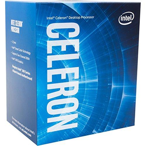Intel Celeron G4900 Desktop Processor 2 Core 3 1GHz LGA1151