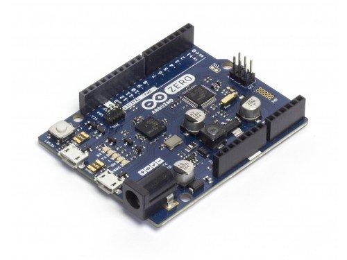 Arduino zero microcontroller electronicmixly