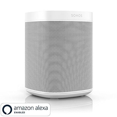 All-new Sonos Beam – Compact Smart TV Soundbar with Amazon