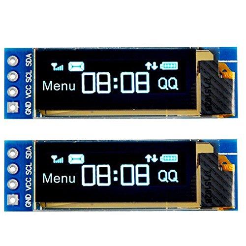 MakerFocus ESP8266 WiFi Development Board with 0 91 Inch