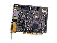 Creative Labs Sound Blaster Live! 5.1 PCI Sound Card SB0200 0R533