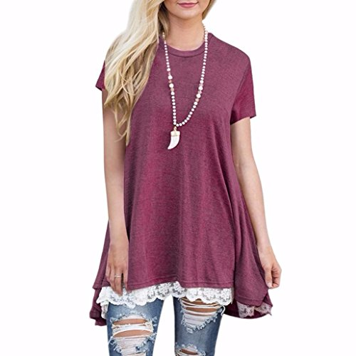 61dfa7531aab Sunhusing Women's Off Shoulder Short Sleeve Sunflower Print Dress ...
