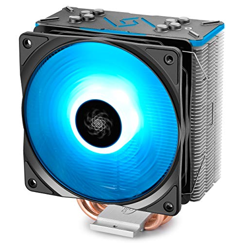 DEEPCOOL RF120M 5IN1, 5x120mm RGB PWM Fans with 2 Fan Hubs