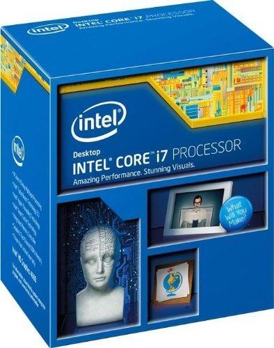 Intel Core i7-4770 Quad-Core Desktop Processor 3.4 GHZ LGA 1150 8 MB Cache BX80646I74770 Renewed