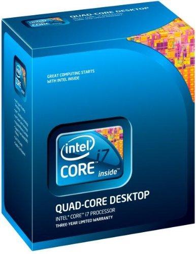 Intel Core i7-870 Processor 2.93 GHz 8 MB Cache Socket LGA1156 Renewed