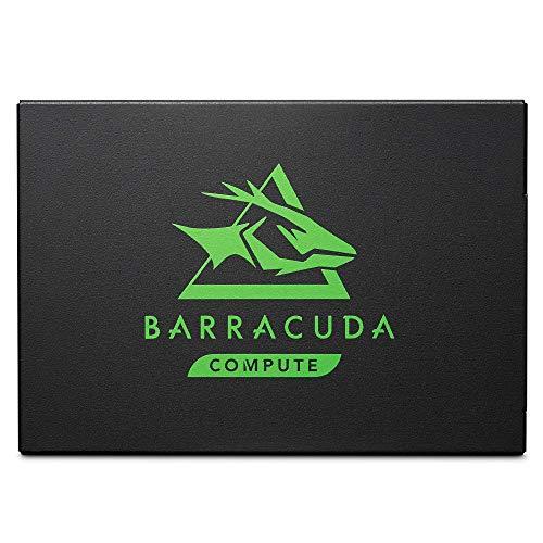 Seagate Barracuda 120 SSD 1TB Internal Solid State Drive – 2.5 Inch SATA 6GB/S for Computer Desktop PC Laptop ZA1000CM10003