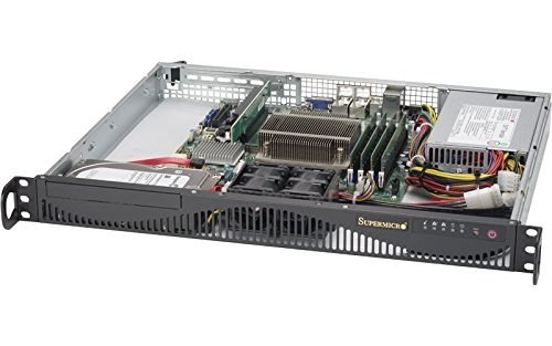 Supermicro Server Barebone Components SYS-5019S-ML