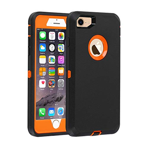 Top 10 iPhone 7 Heavy Duty Case – Cell Phone Basic Cases