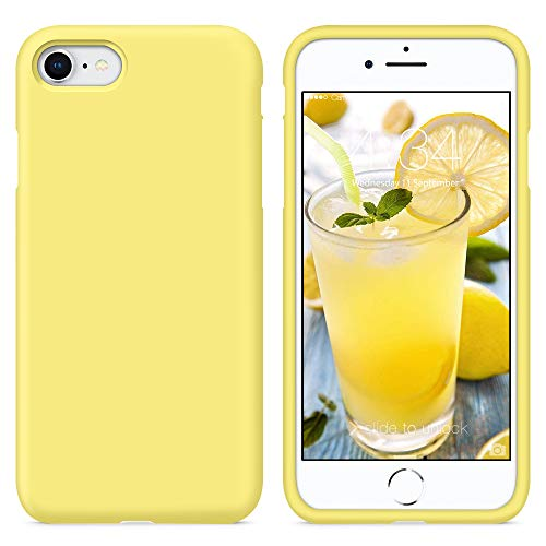 Top 10 Yellow iPhone 7 Case Silicone – Cell Phone Basic Cases