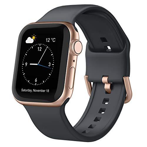 Top 10 Apple Watch Band Series 5 40mm Women Rose Gold – Smartwatch Bands