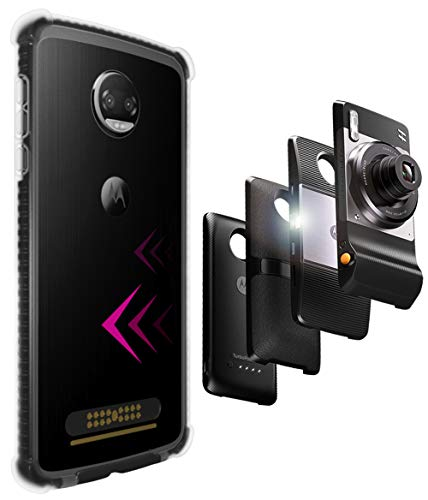 Top 10 Moto Z2 Force Bumper Case – Cell Phone Bumpers