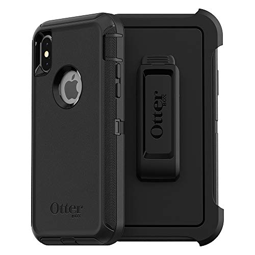 Top 10 iPhone 10 OtterBox Defender Case With Screen Protector – Cell Phone Basic Cases