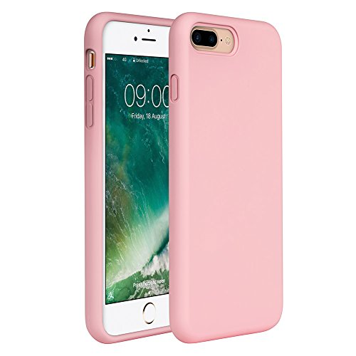 Top 10 Silicone Phone Case iPhone 7 Plus Pink – Cell Phone Basic Cases