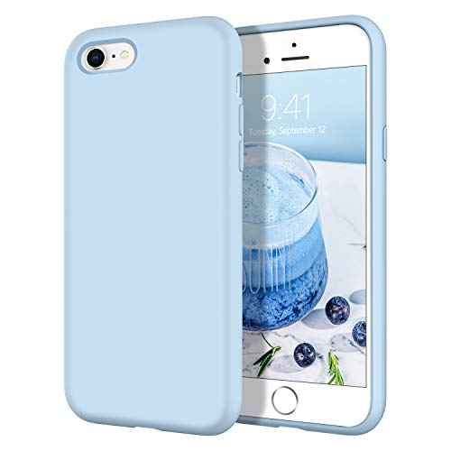 Top 10 Light Blue iPhone 8 Case – Cell Phone Basic Cases