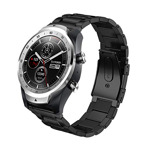 Top 10 Ticwatch Pro 4G LTE Band – Smartwatch Bands