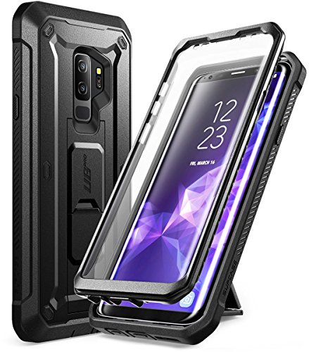 Top 10 SUPCASE Kickstand Rugged Case for Galaxy S9 Plus – Cell Phone Basic Cases