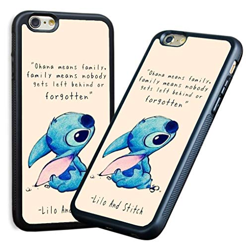 Top 7 Stitch iPhone case 6S – Cell Phone Basic Cases