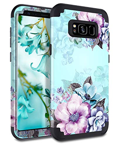 Top 10 Samsung S8 Flower Case – Cell Phone Basic Cases