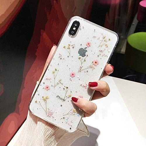 Top 10 Flower iPhone 7 Case Clear – Cell Phone Basic Cases