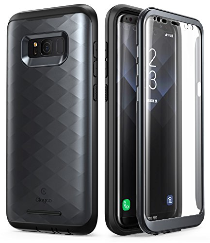 Top 10 Samsung Galaxy S8 Plus Case with Screen Protector – Cell Phone Accessories