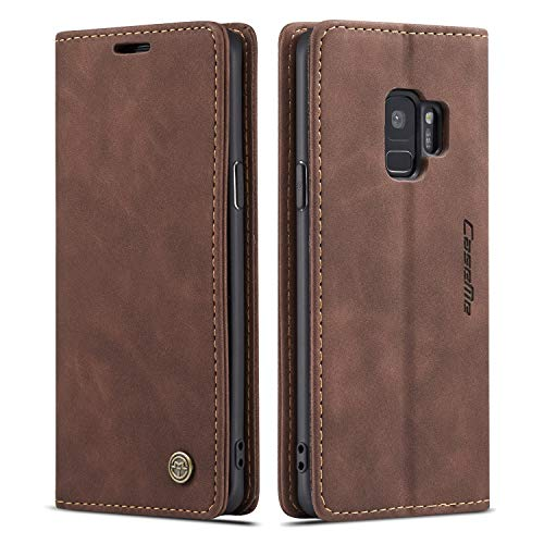 Top 10 Galaxy S9 Leather case – Flip Cell Phone Cases