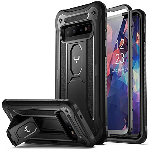 Top 10 Case with Screen Protector for Samsung Galaxy S10 – Cell Phone Basic Cases