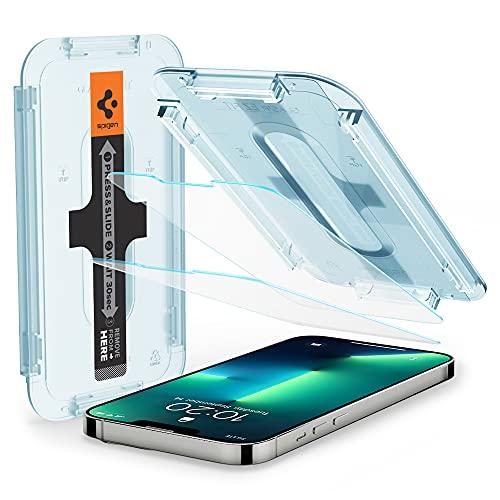 Top 10 Spigen Tempered Glass Screen Protector – Cell Phone Screen Protectors